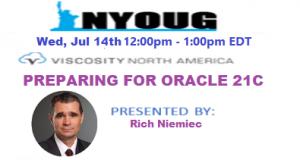 Preparing for Oracle 21c