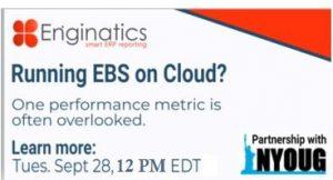Running Oracle EBS on Cloud? Beware of this overlooked performance metric